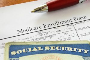 how to find medicare number without card