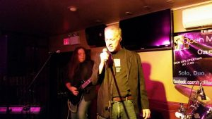 John B Singing
