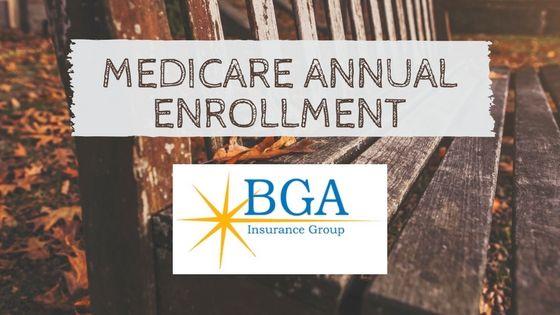 Medicare Annual Enrollment 2019