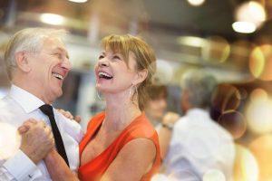 seniors enjoying retirement