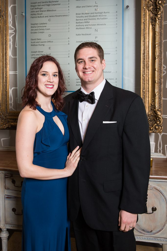 anthony and his wife