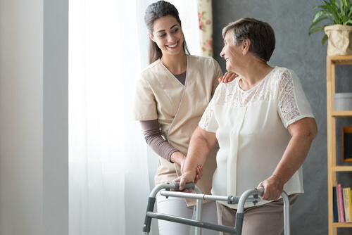 senior rehab services