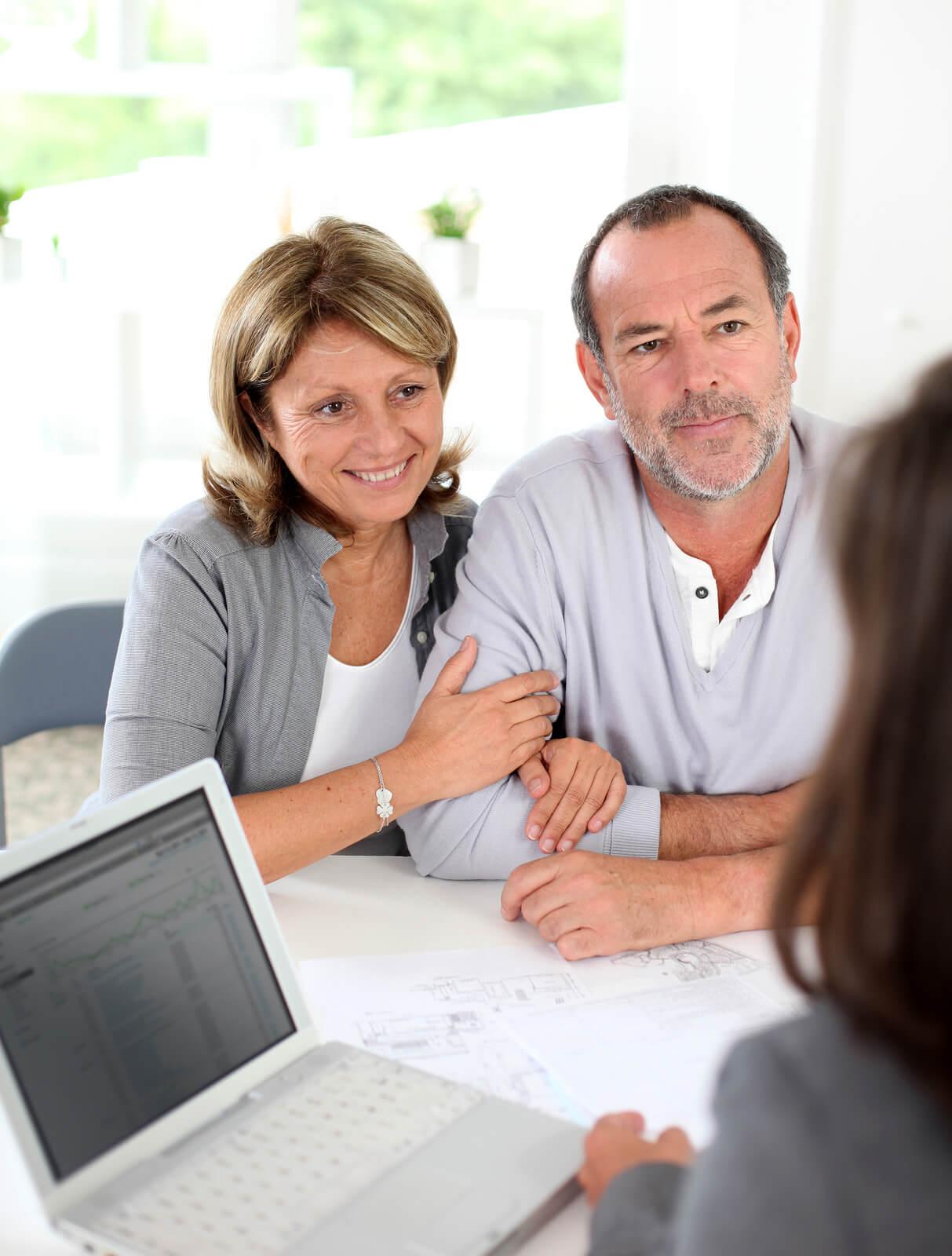 seniors planning their retirement