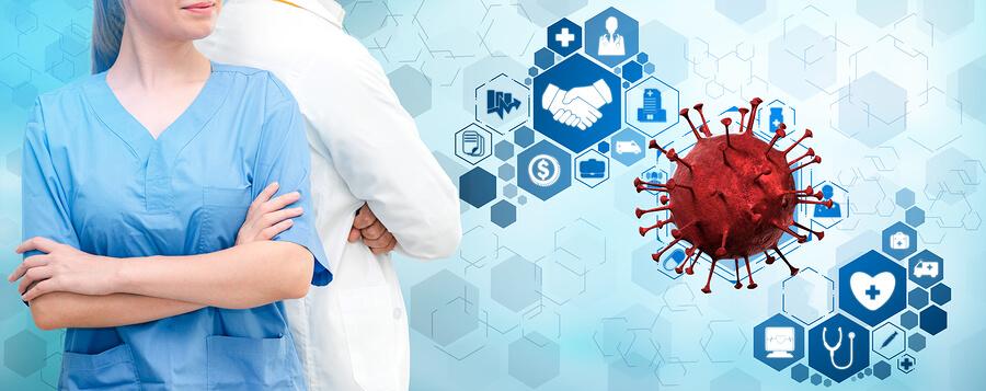 coronavirus medical team