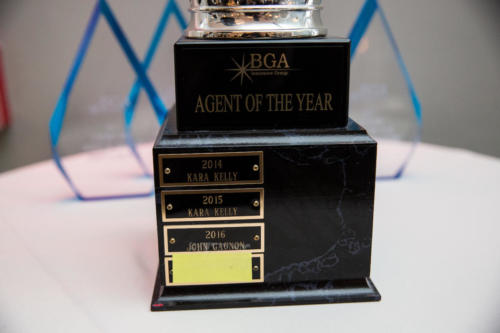 agent of the year award